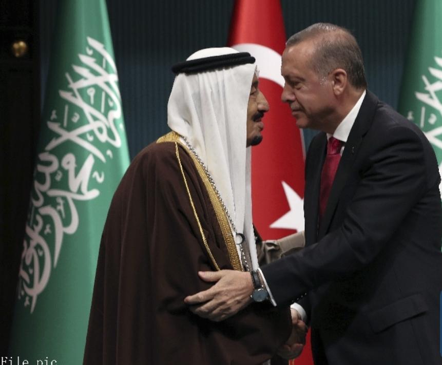Turkey, Saudi leaders hold phone talk on missing journalist