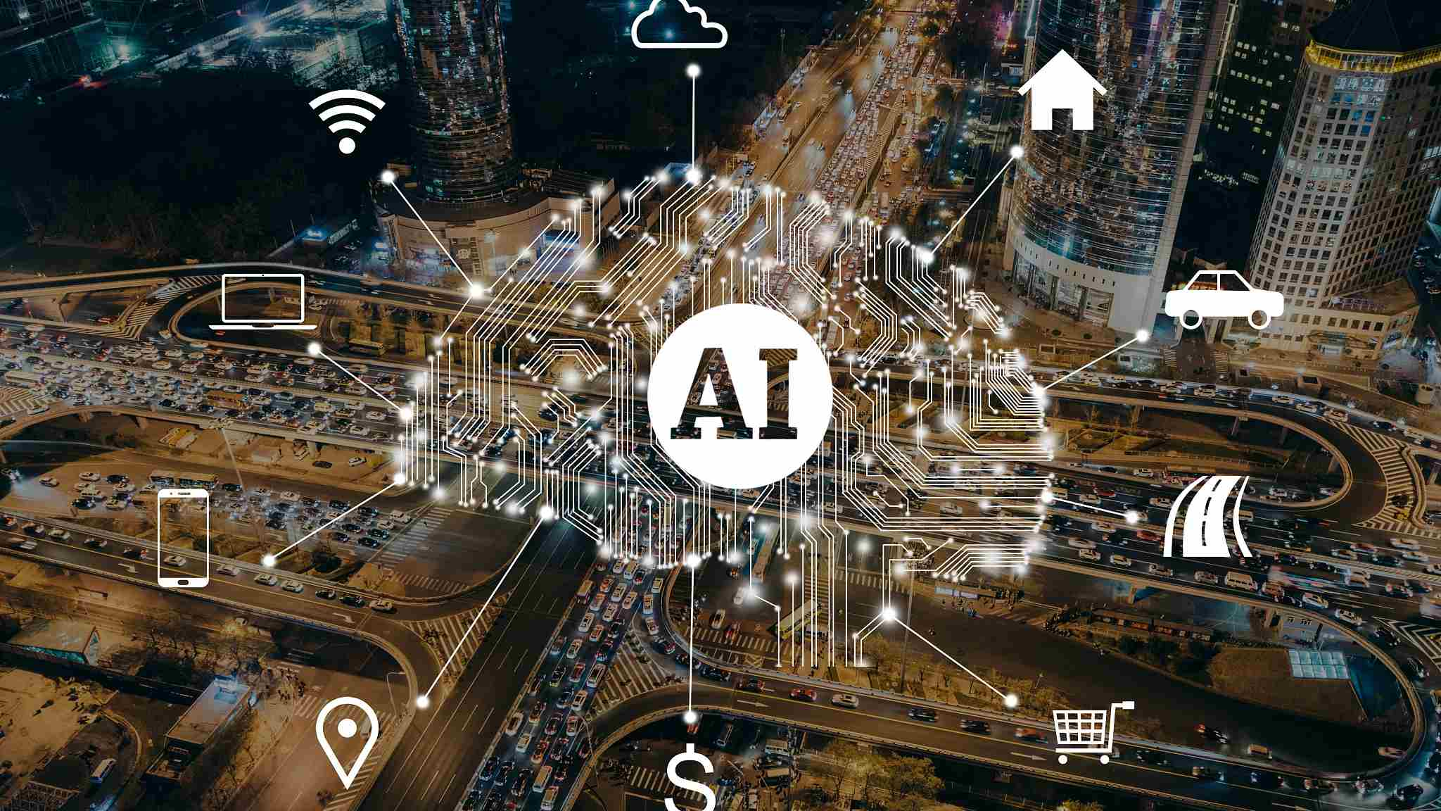 Chinese companies discuss AI at GITEX Technology Week