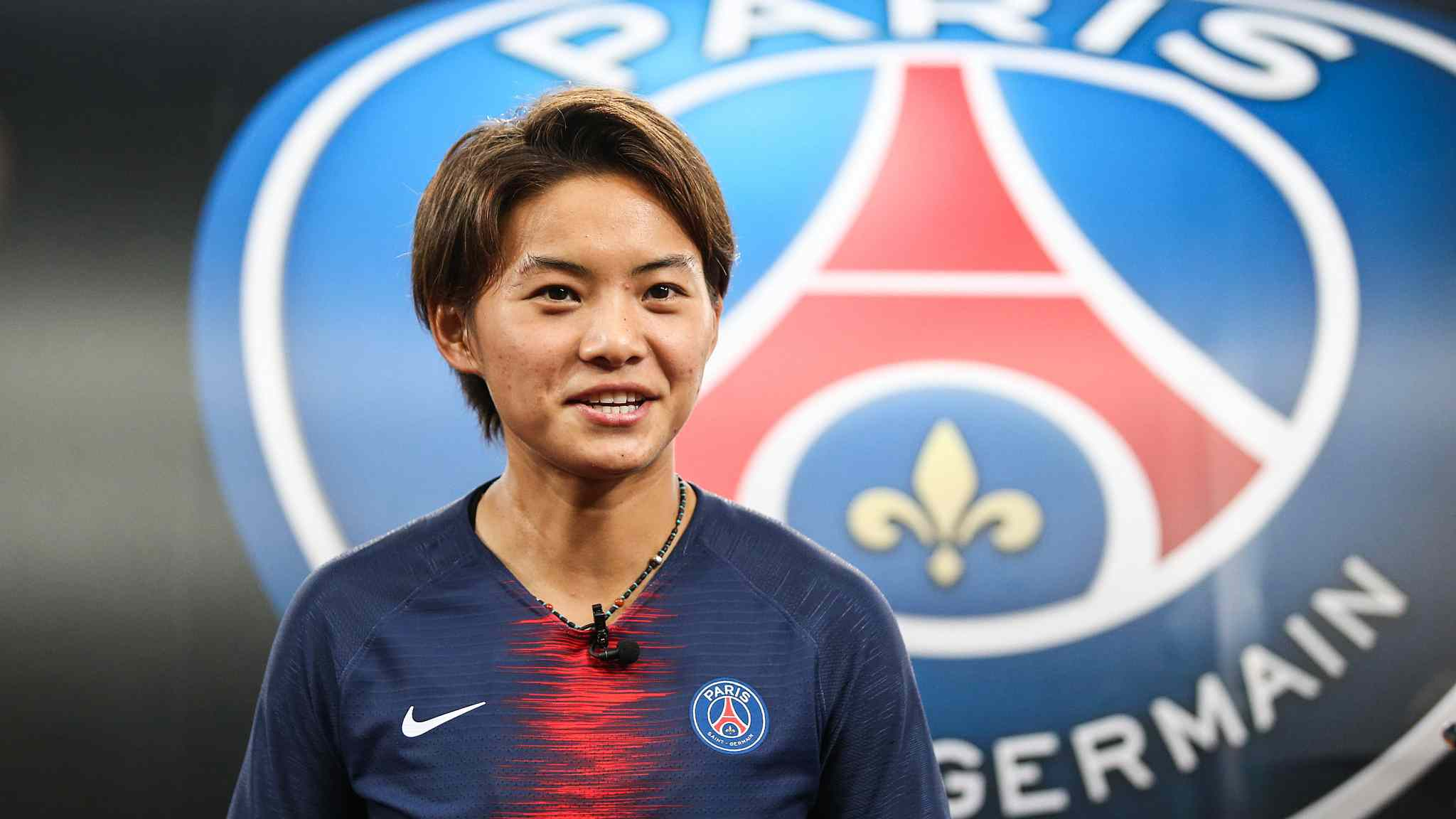 China's Wang Shuang scores in two consecutive matches for PSG