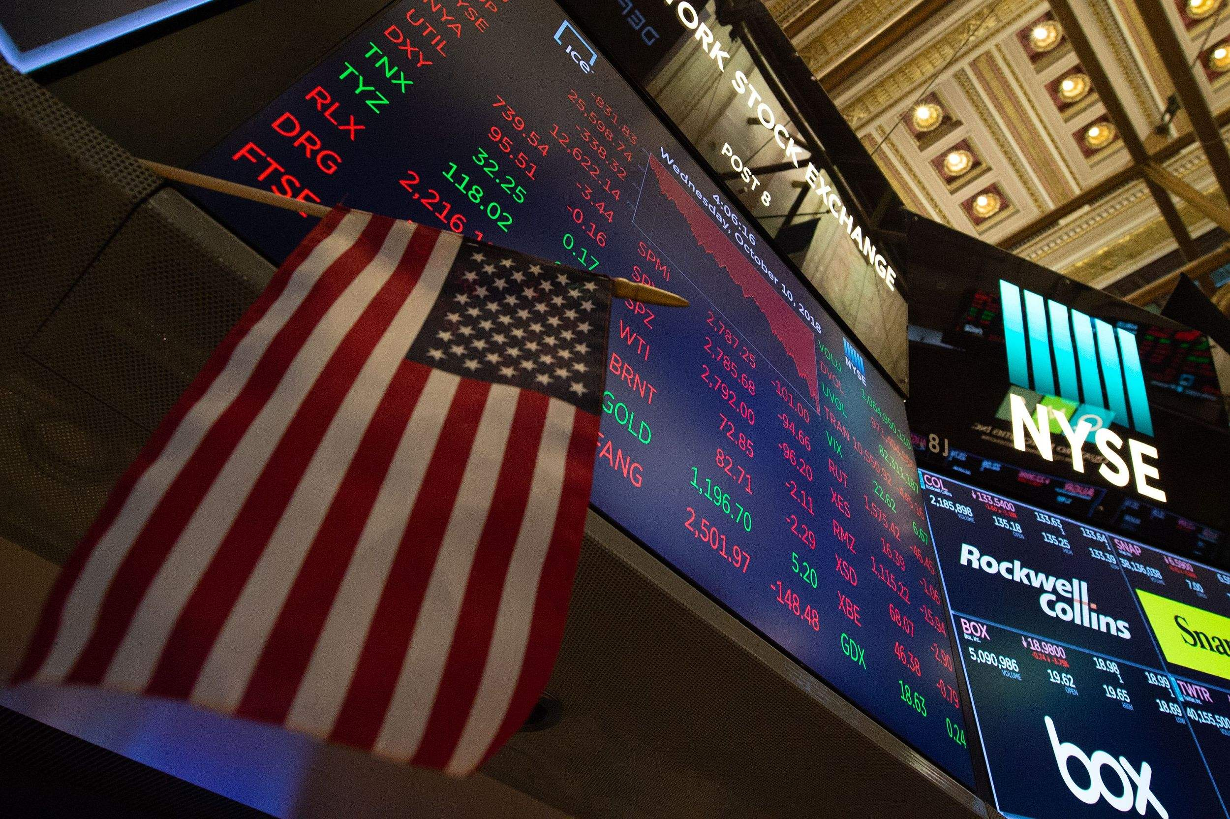 World's largest hedge fund warns US economy faces looming deceleration
