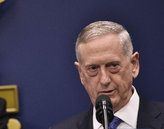 Pentagon chief's future cast into doubt after Trump's remarks
