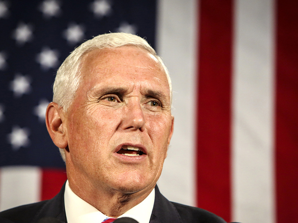 Mike Pence's speech arouses laughter on China's social media