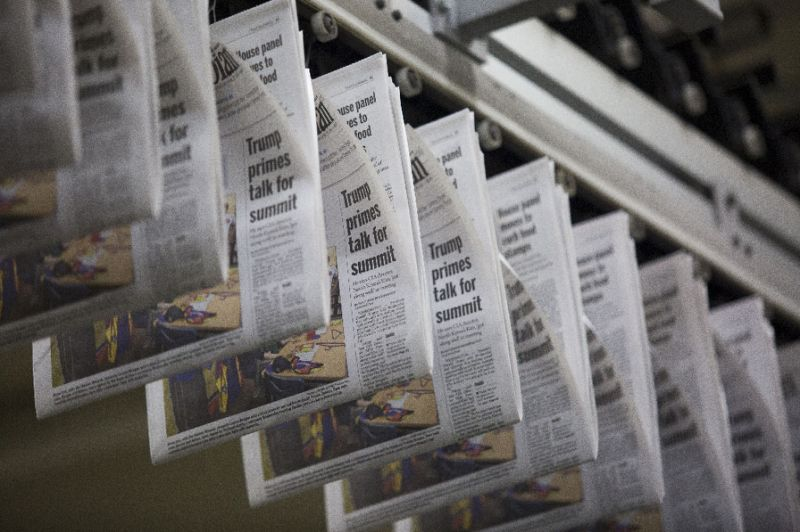 As more newspapers fail, news 'deserts' expand in US: study