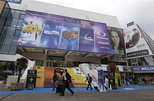 Int'l TV market trade show kicks off in Cannes with focus on China