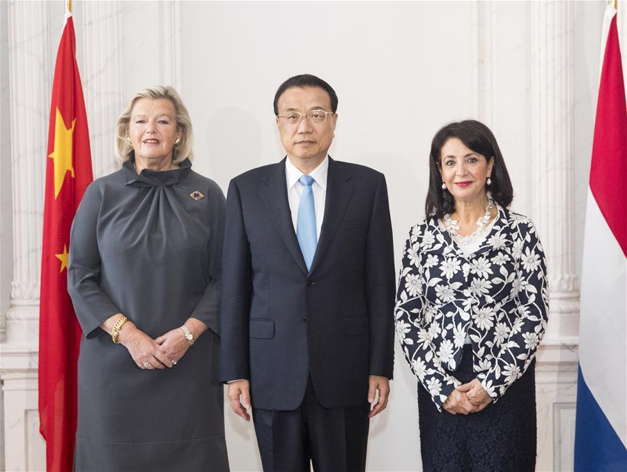 China, Netherlands to enhance legislative cooperation