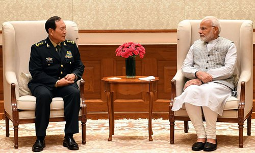 China-India program helps to build trust