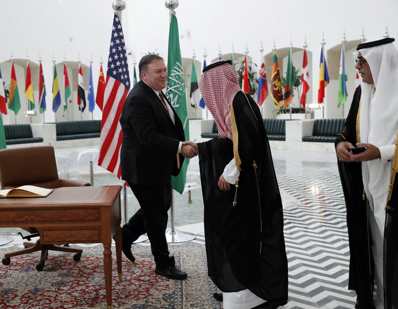 Oil giant Saudi Arabia has power to jolt the global economy