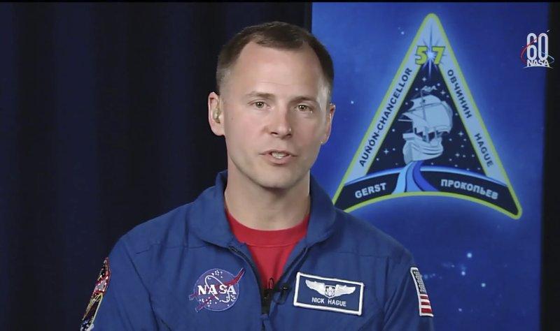 NASA astronaut describes close call following failed launch