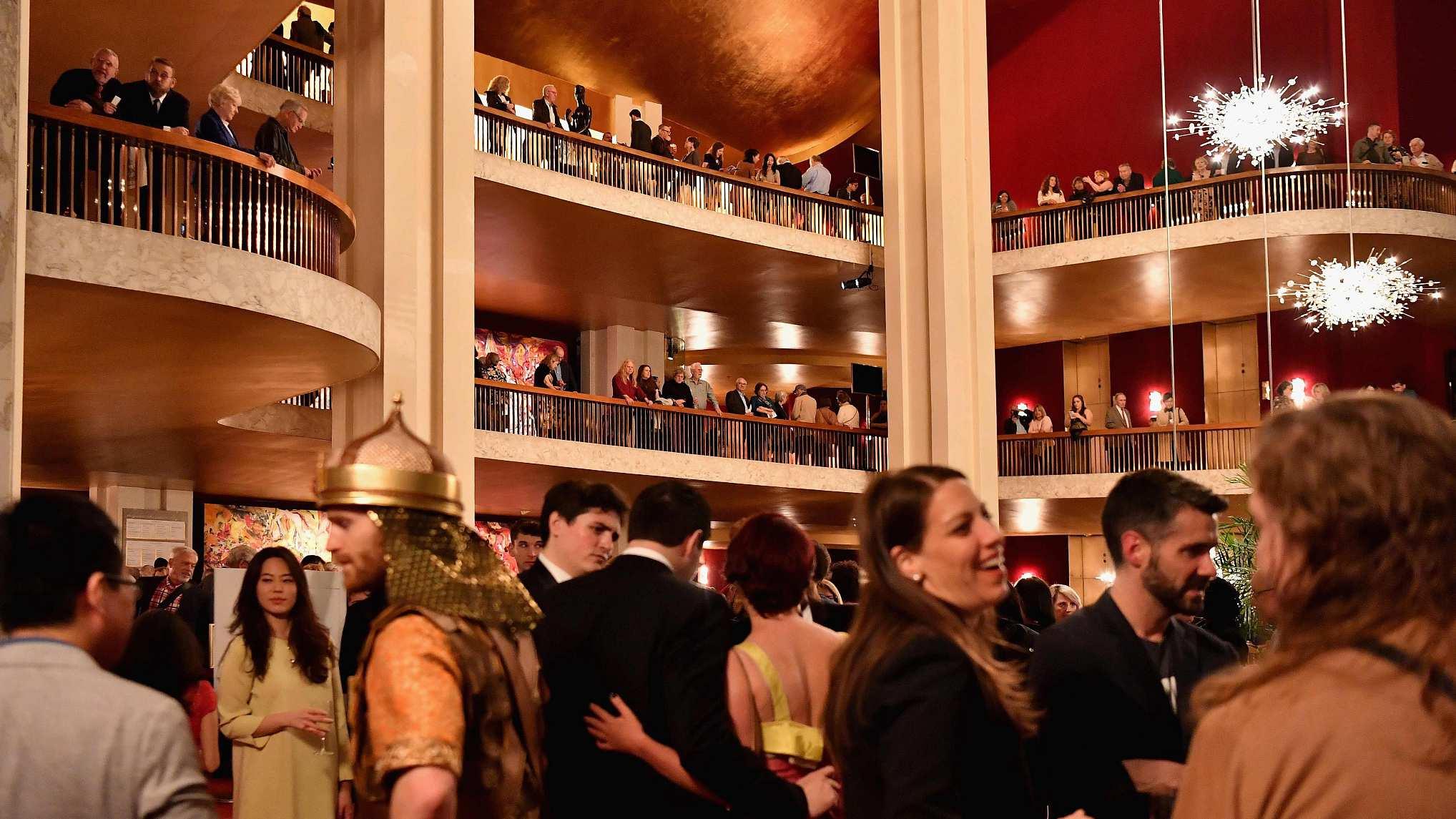 Hard sell? Met Opera aims to lure millennials