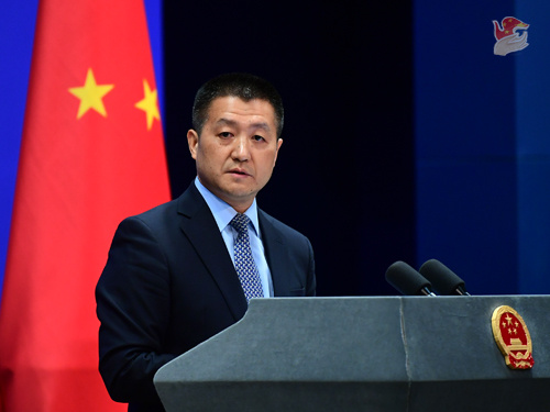 China urges Japan to squarely face up to invasion history