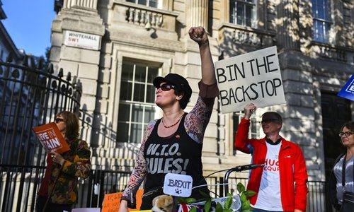 Britain's May confronts EU leaders amid crisis