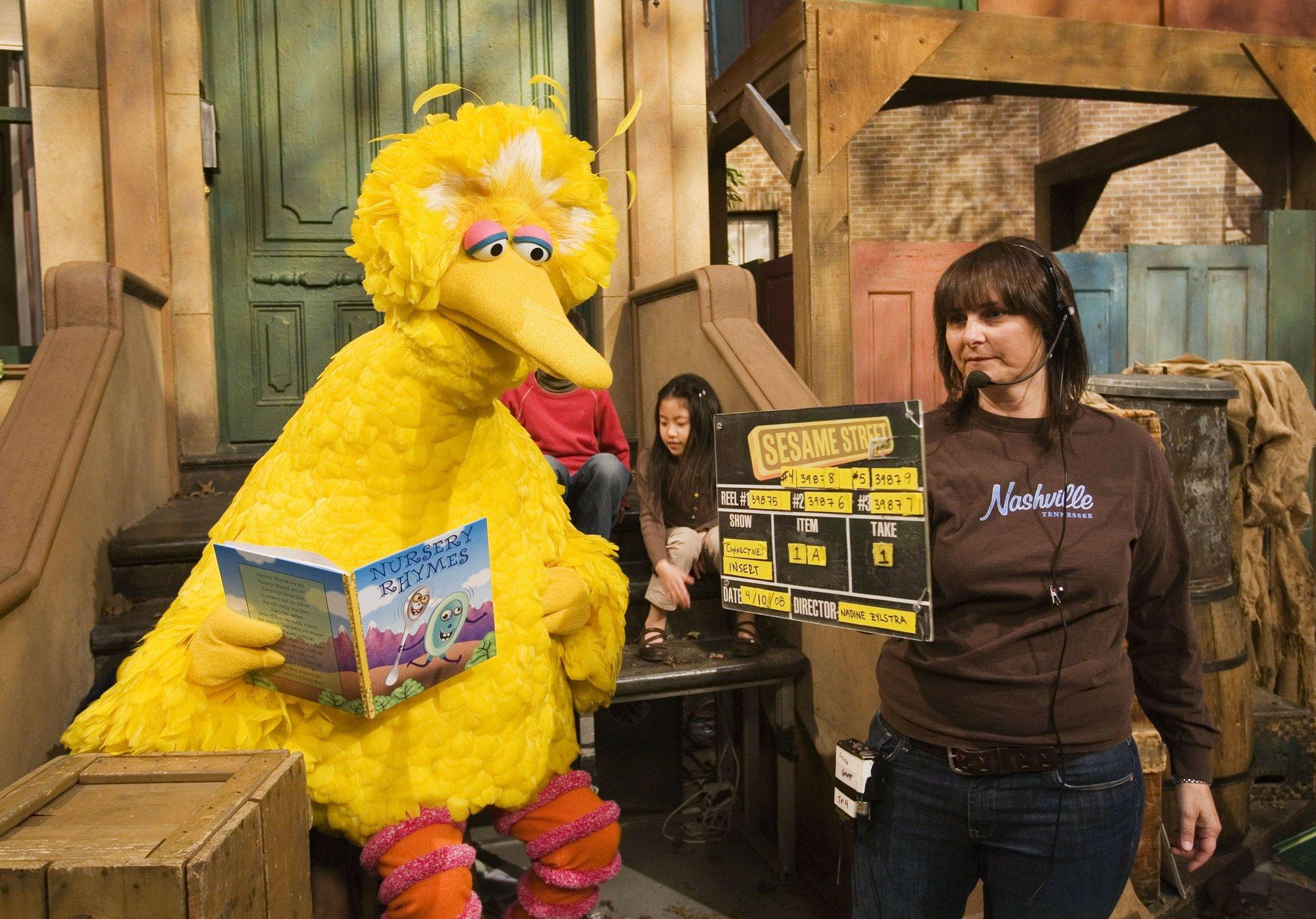 Puppeteer who played Big Bird on 'Sesame Street' retiring