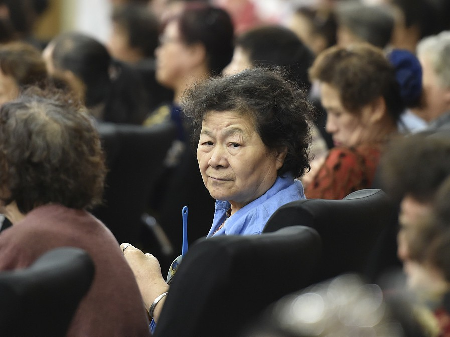 China's average life expectancy to exceed 80 by 2040