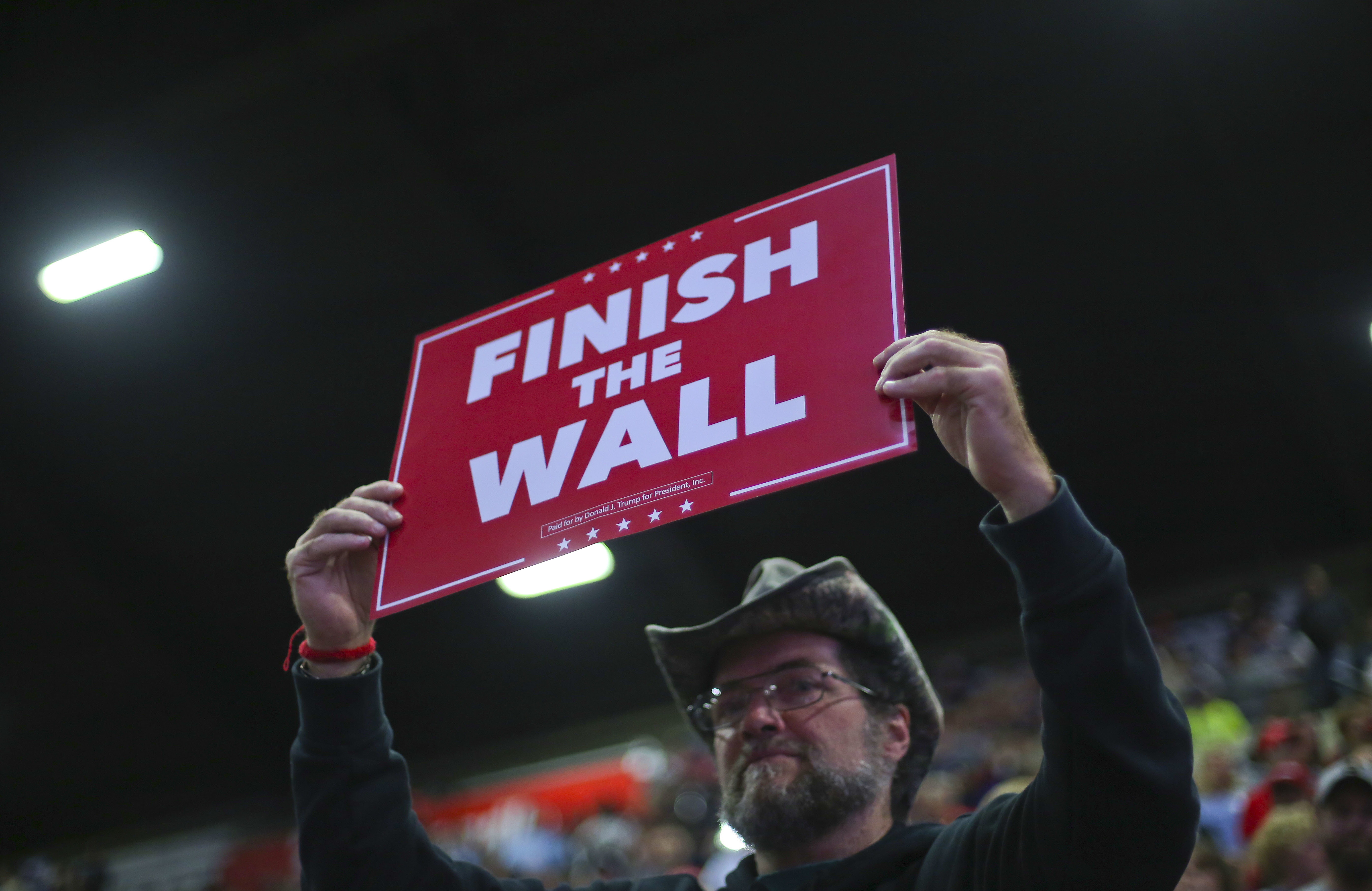 Environmentalists file 3rd lawsuit over Trump wall plans