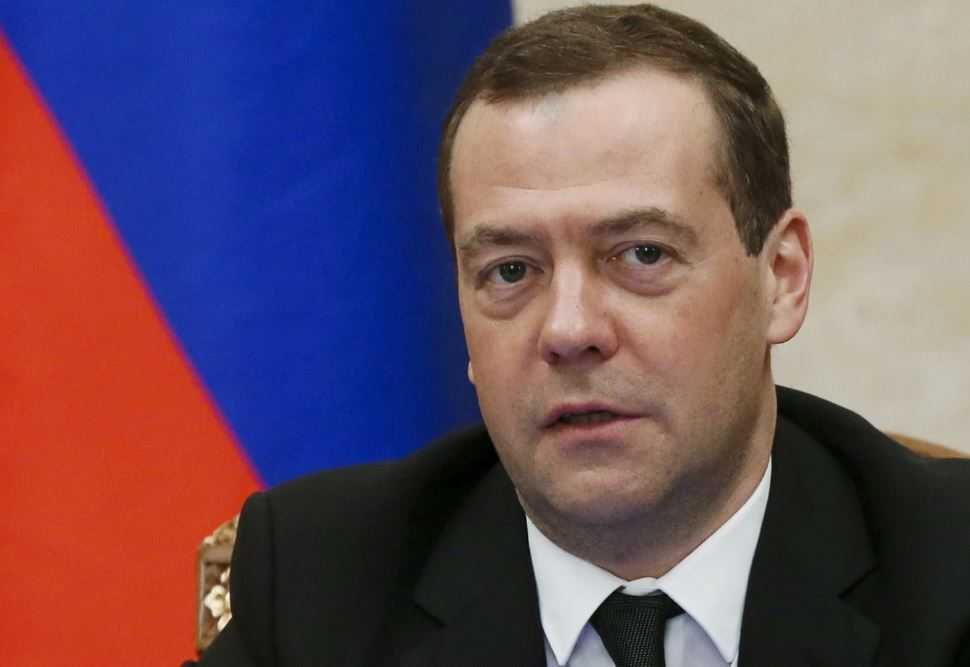 Russian PM rules out military response to sanctions
