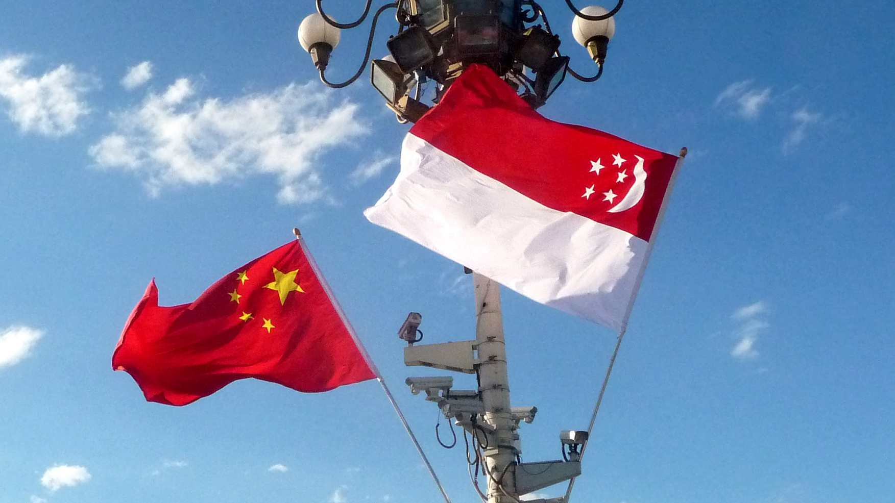 China, Singapore agree to deepen cooperation in infrastructure, finance