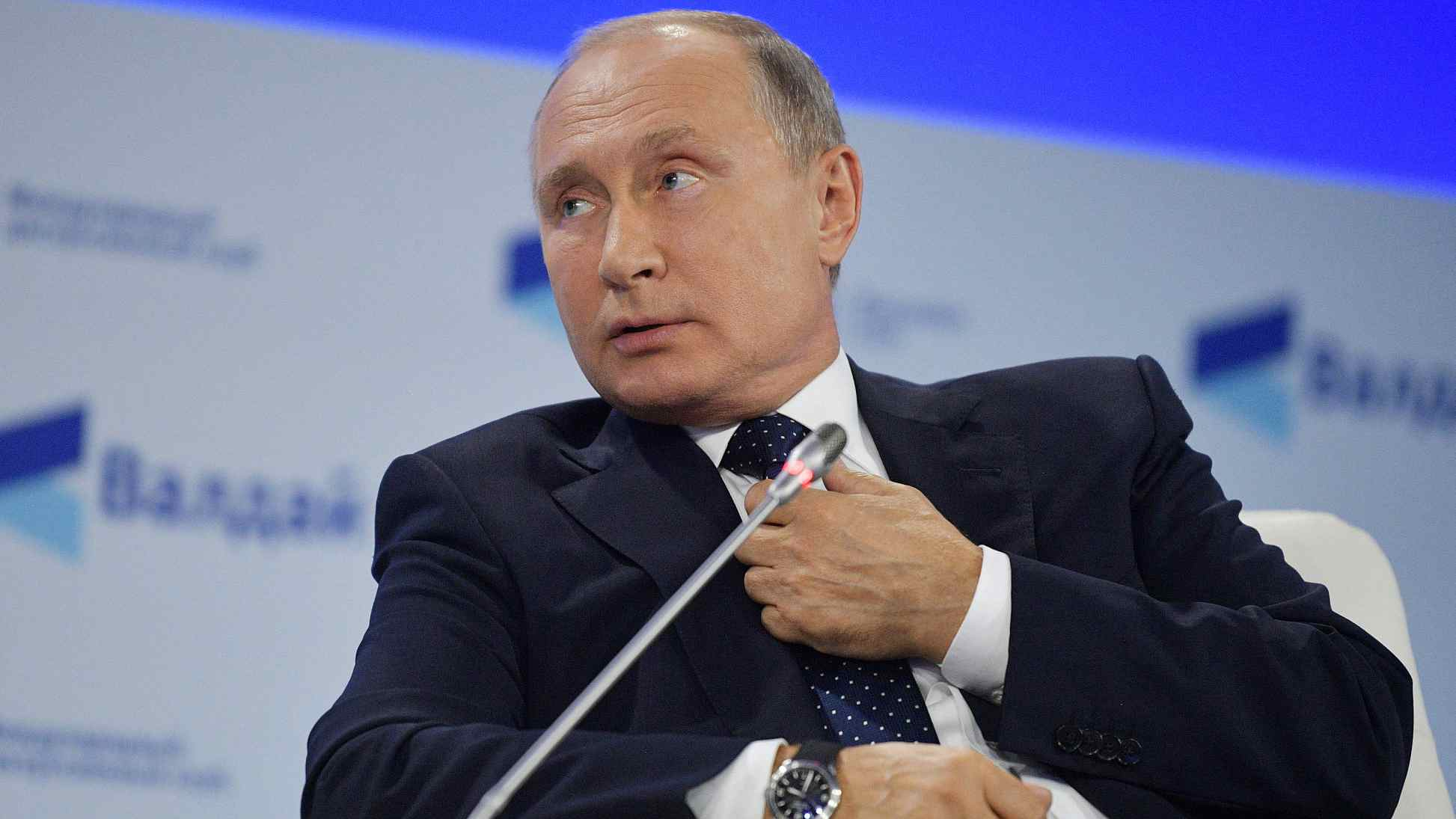 Putin says Trump listens to him and wants to repair US-Russia ties