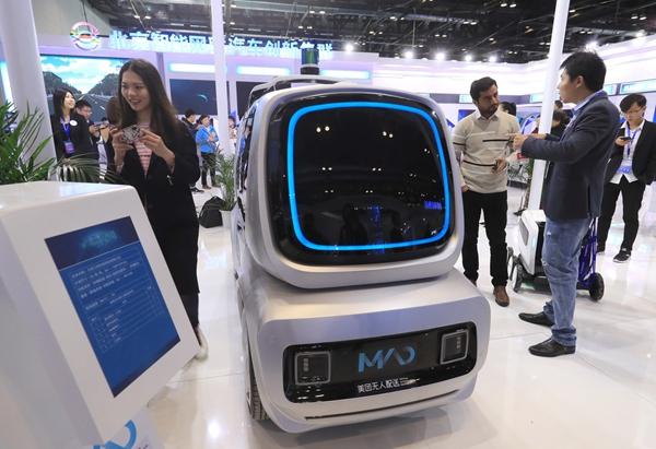 Big effort needed on smart vehicles