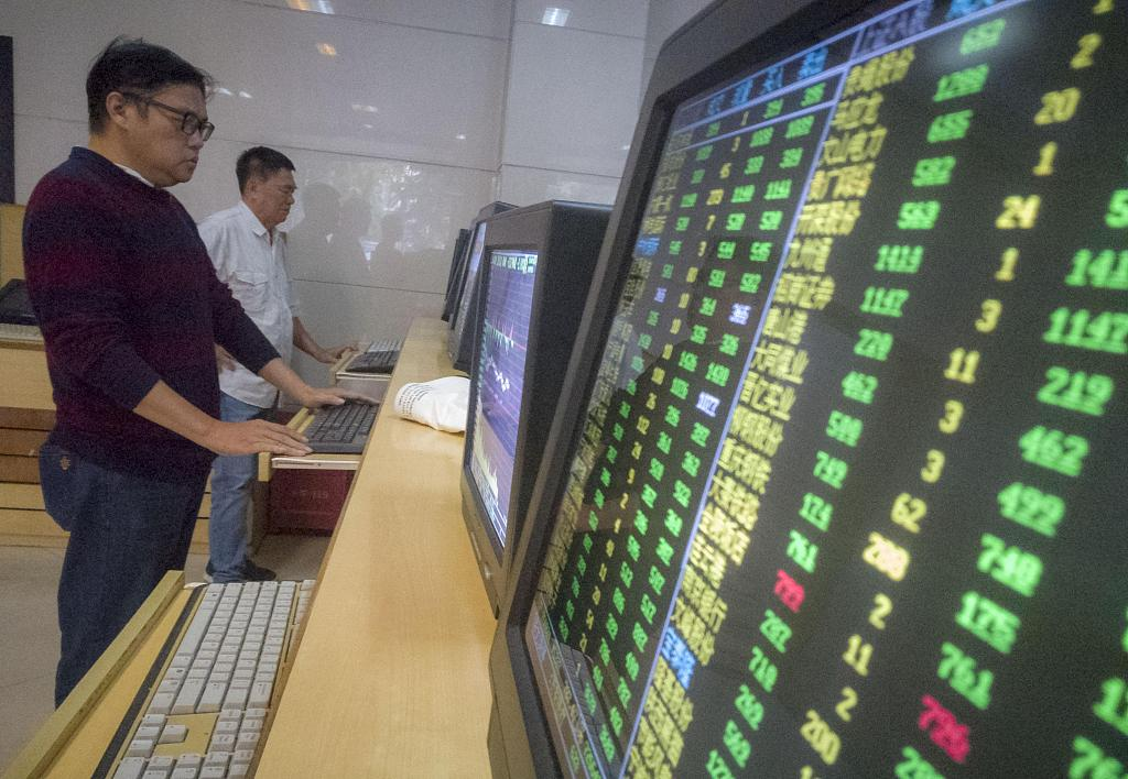 China vows to bring financial markets back on normal track