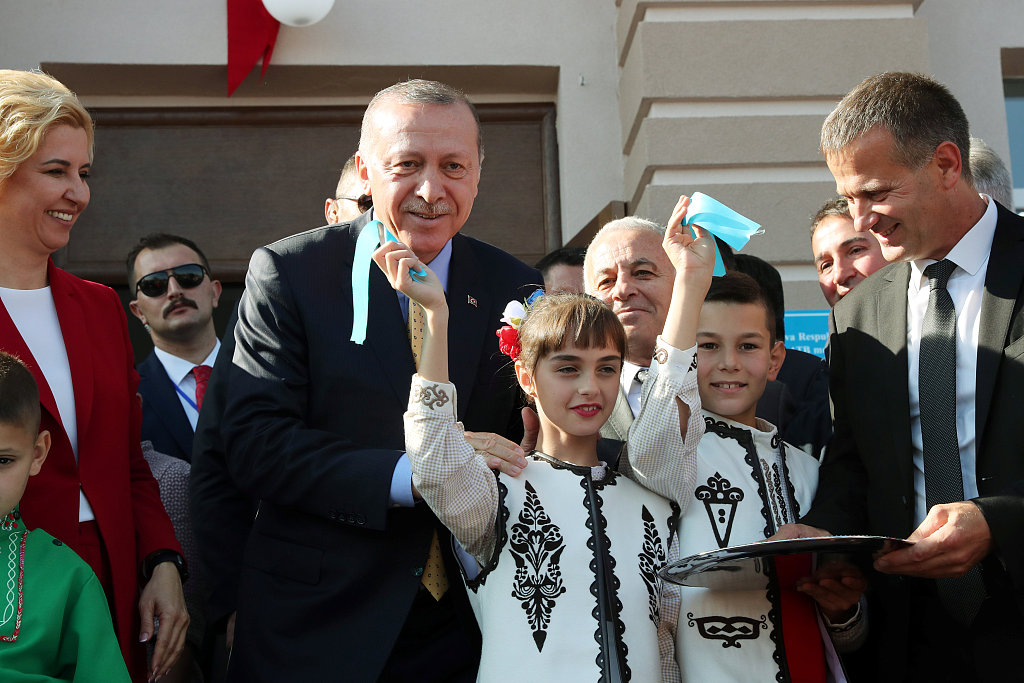 Turkey to host four-way Syria summit Oct 27 in Istanbul