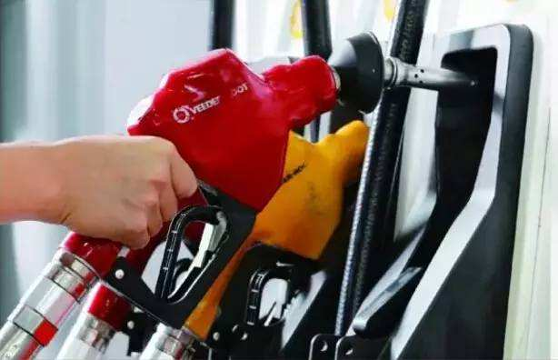 China raising gasoline price by 165 yuan ($23.81) per ton, diesel by 160 yuan