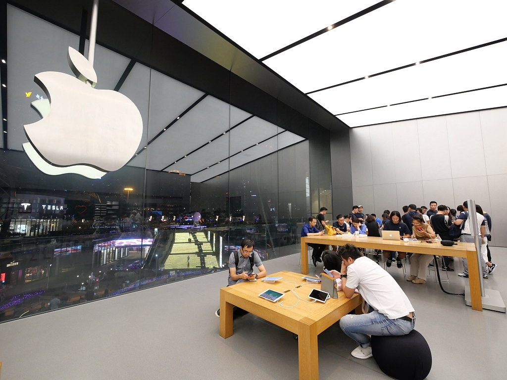 China Consumers Association urges Apple to face security complaints