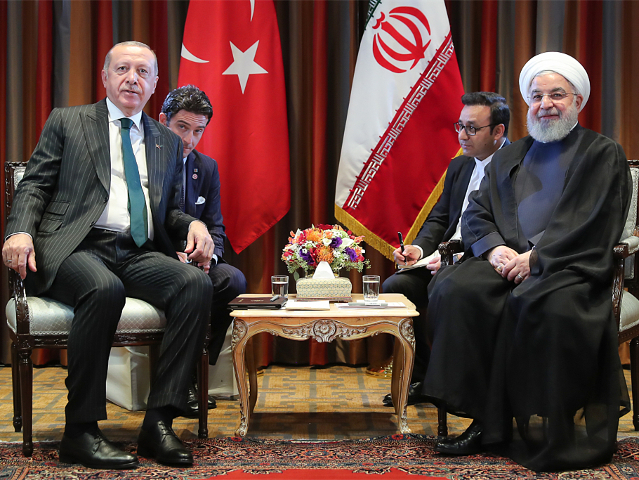 Turkey's chance for waiver on Iran sanctions dim: analysts