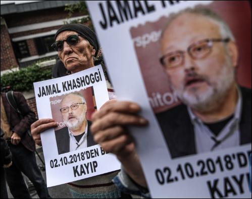 Saudi Arabia arrests 18 over death of missing Saudi journalist