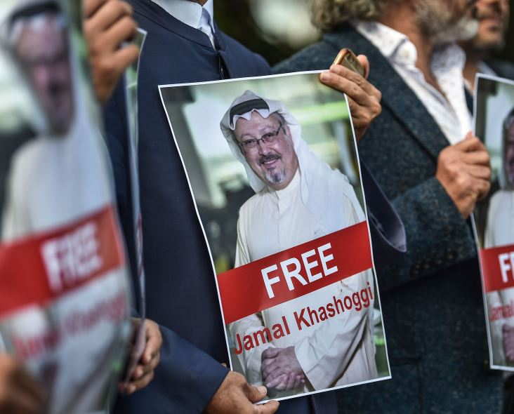 Saudi announcement over journalist's death hailed by US president, but Congress has reservations