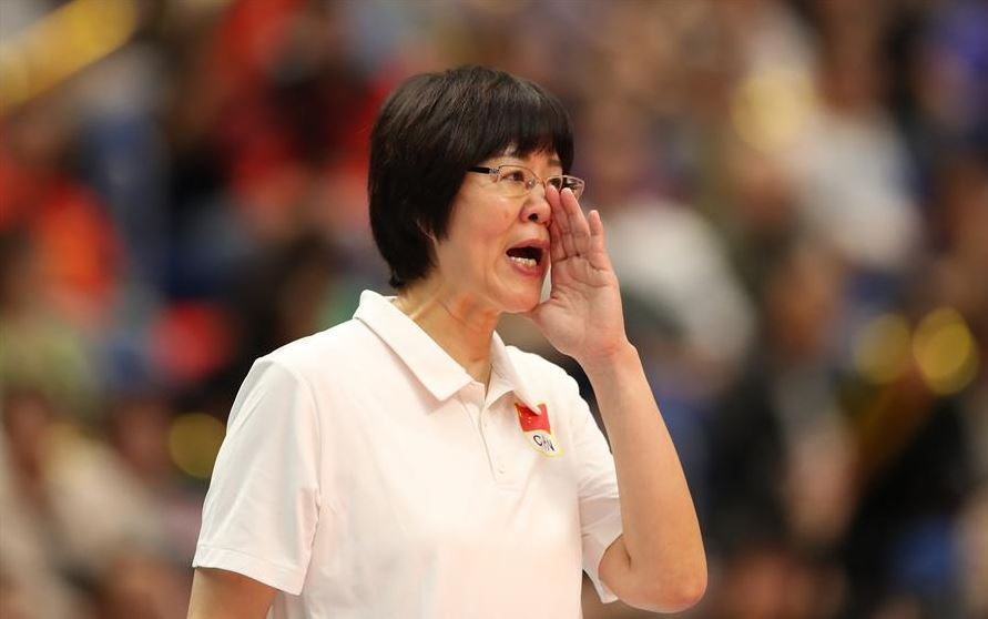 China coach Lang Ping satisfied with bronze finish at v'ball worlds