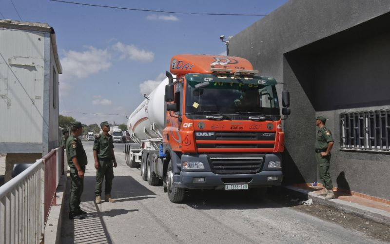 Israel reopens people, goods crossings to Gaza: statement