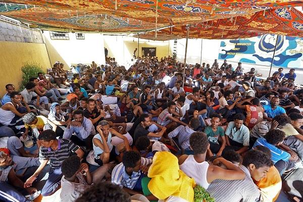 More than 13,000 migrants voluntarily repatriated from Libya in 2018: UN