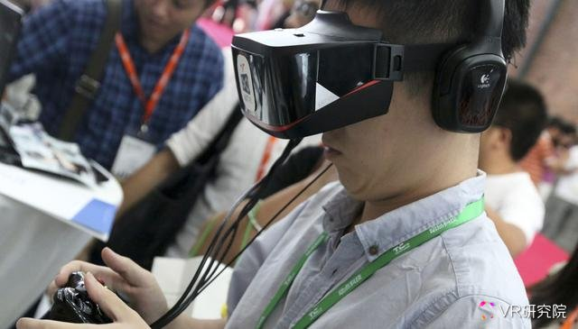 China quickly embracing VR amid tech boom