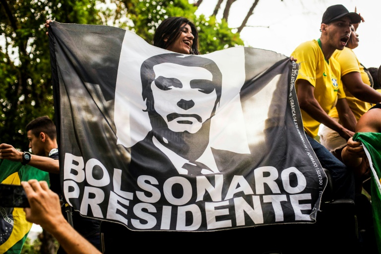Brazil looking likely to elect far-right Bolsonaro as president