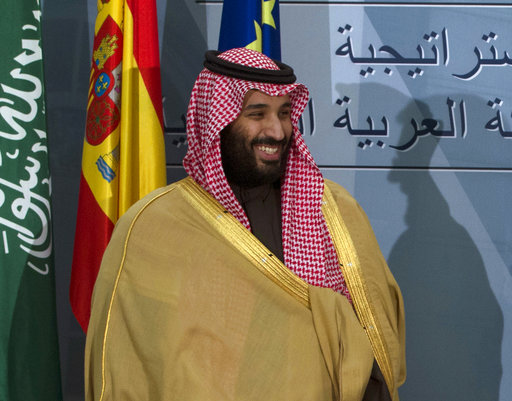 Saudi royals offer condolences to missing journalist's family