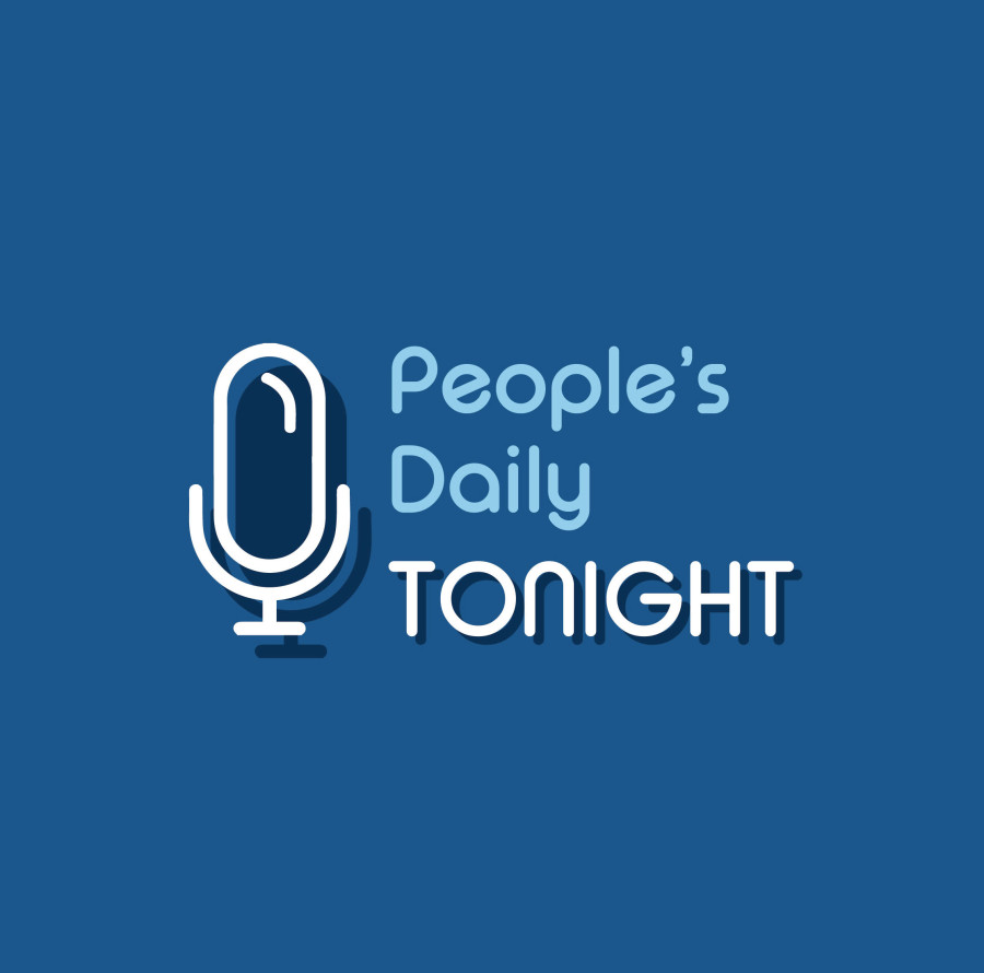 People's Daily Tonight: Podcast News (10/22/2018 Mon.)