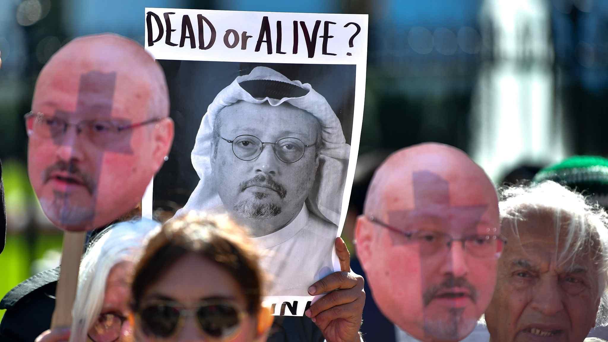 Khashoggi death a 'mistake,' MBS not involved, says Saudi FM