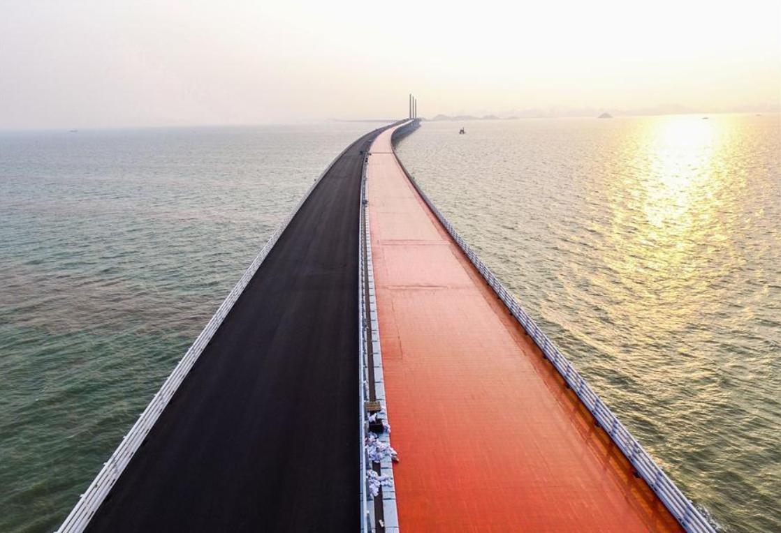 A mega-project that bridges the gaps
