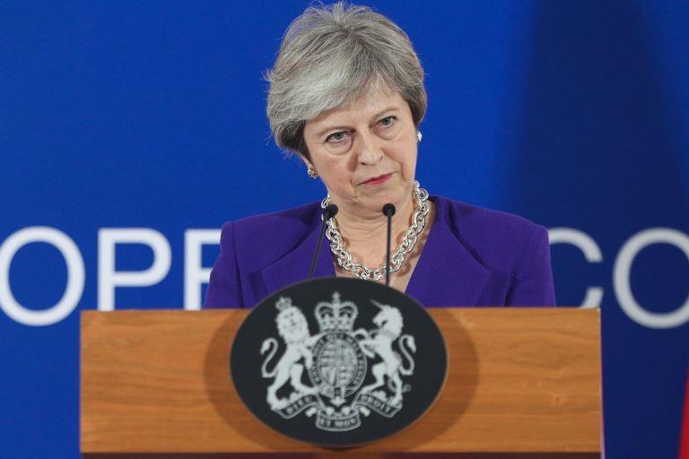 Brexit's finish line in sight: British PM