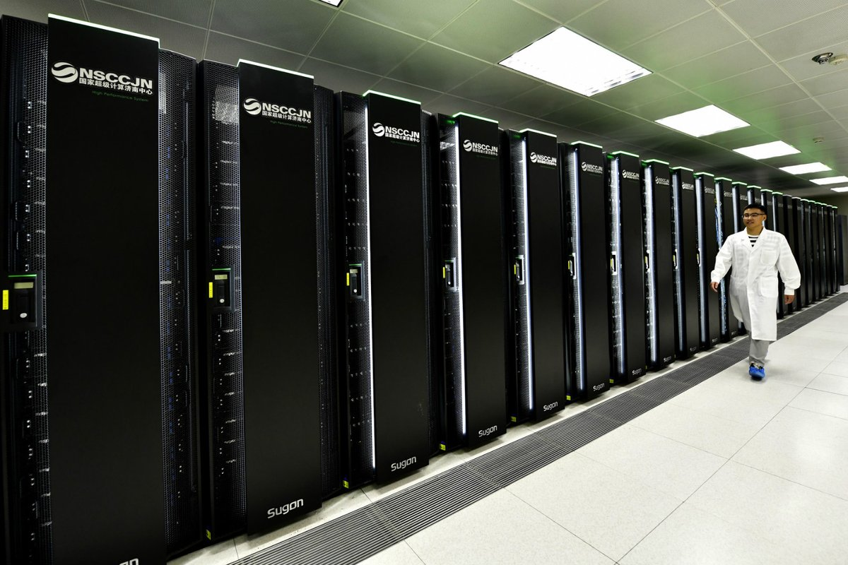 China launches third prototype exascale computer