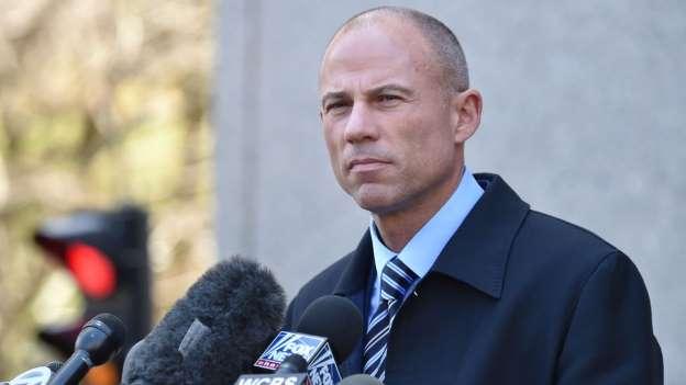 Judge: Michael Avenatti must pay $4.85M in ex-lawyer's suit