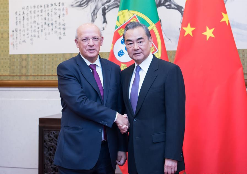 China, Portugal agree to strengthen Asia-Europe connectivity