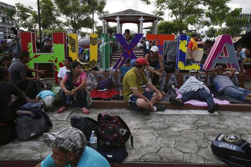 UN seeks Central American cooperation in handling caravan migrants toward US