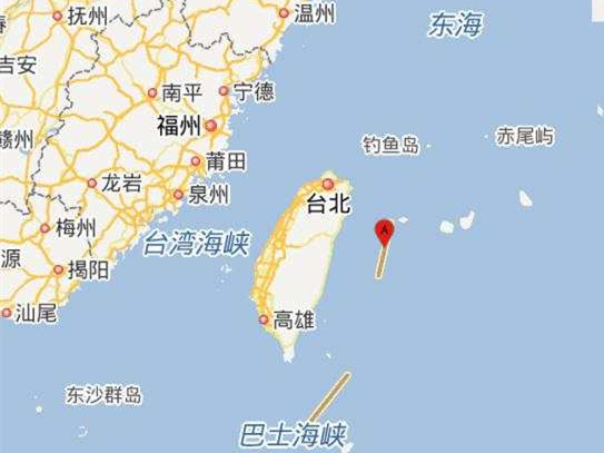 6.0-magnitude quake strikes off Hualien, China's Taiwan