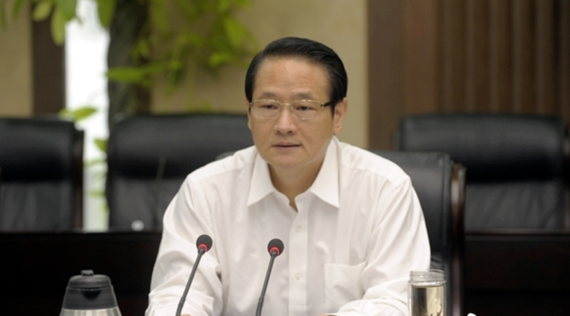Yi Lianhong elected governor of Jiangxi province