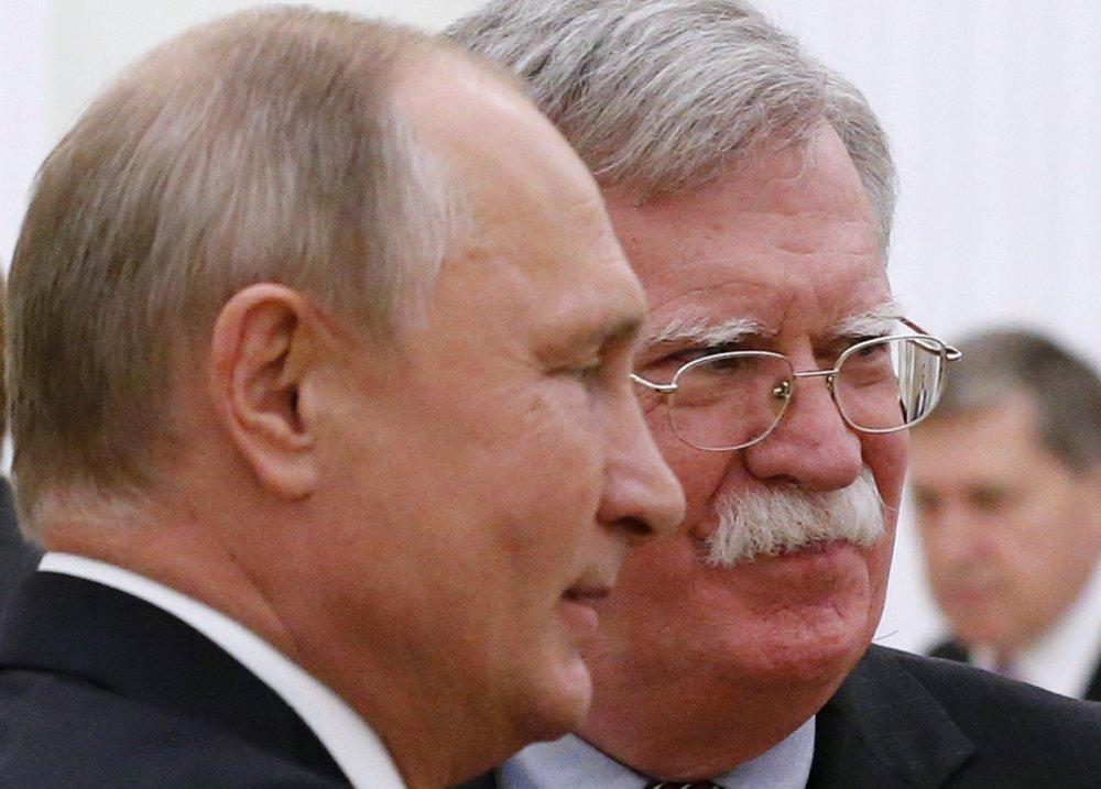 No olives? Putin pokes fun at US seal amid arms pact dispute