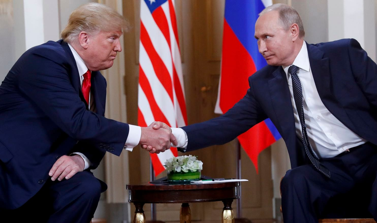 Putin and Trump set to meet in Paris on Nov. 11: Kremlin