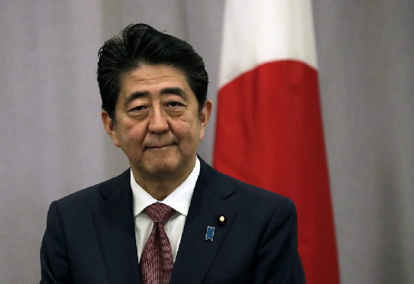Interview: Abe calls for steady development of ties with China