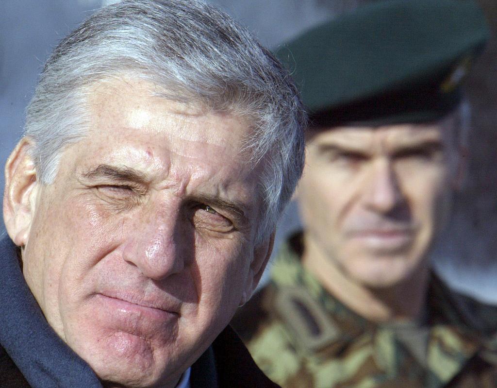 Greek ex-minister jailed for graft in long-running defence probe