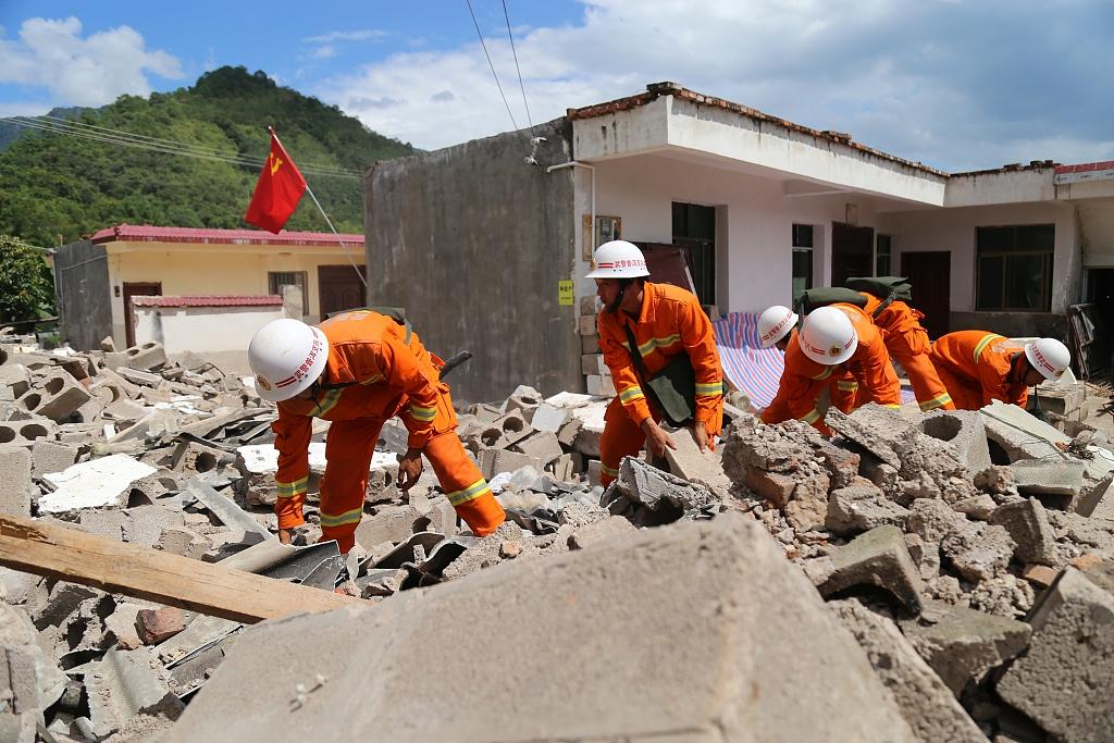 China's earthquake monitoring, response capacity improves: report